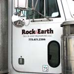 Rock and Earth